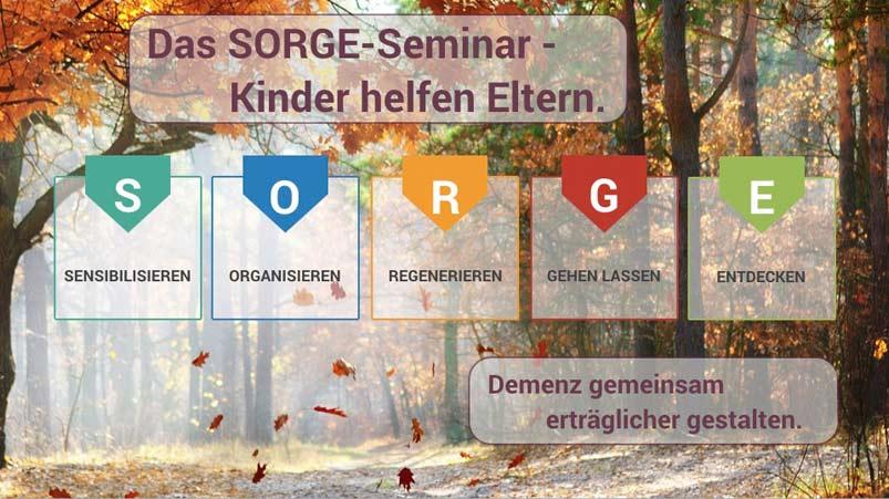 Herbstmotiv des SORGE Seminar von Hendrik Dohmeyer