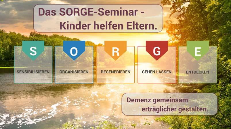 Sommermotiv des SORGE Seminar von Hendrik Dohmeyer